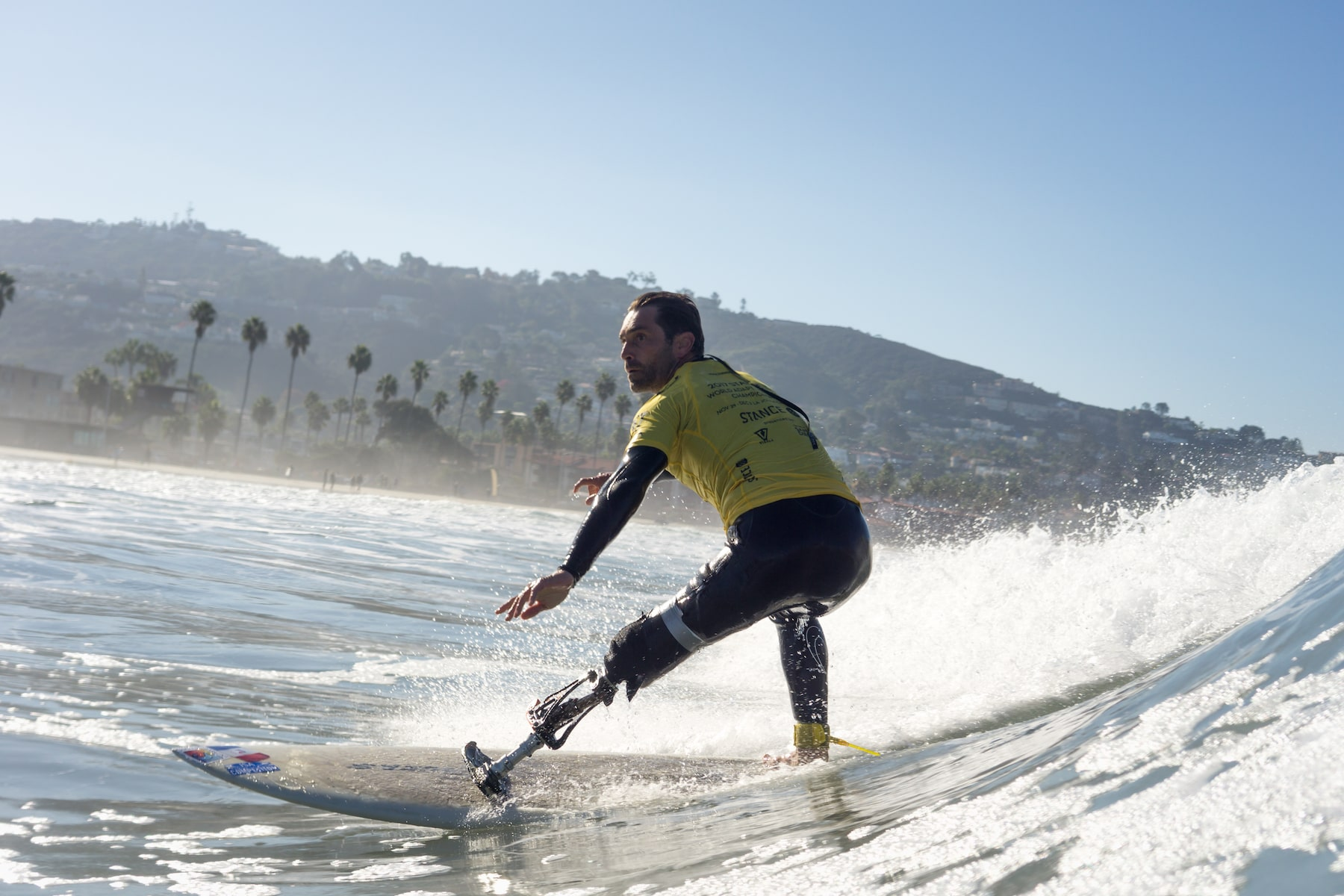 image for: 2021 Pismo Beach ISA World Para Surfing Championship