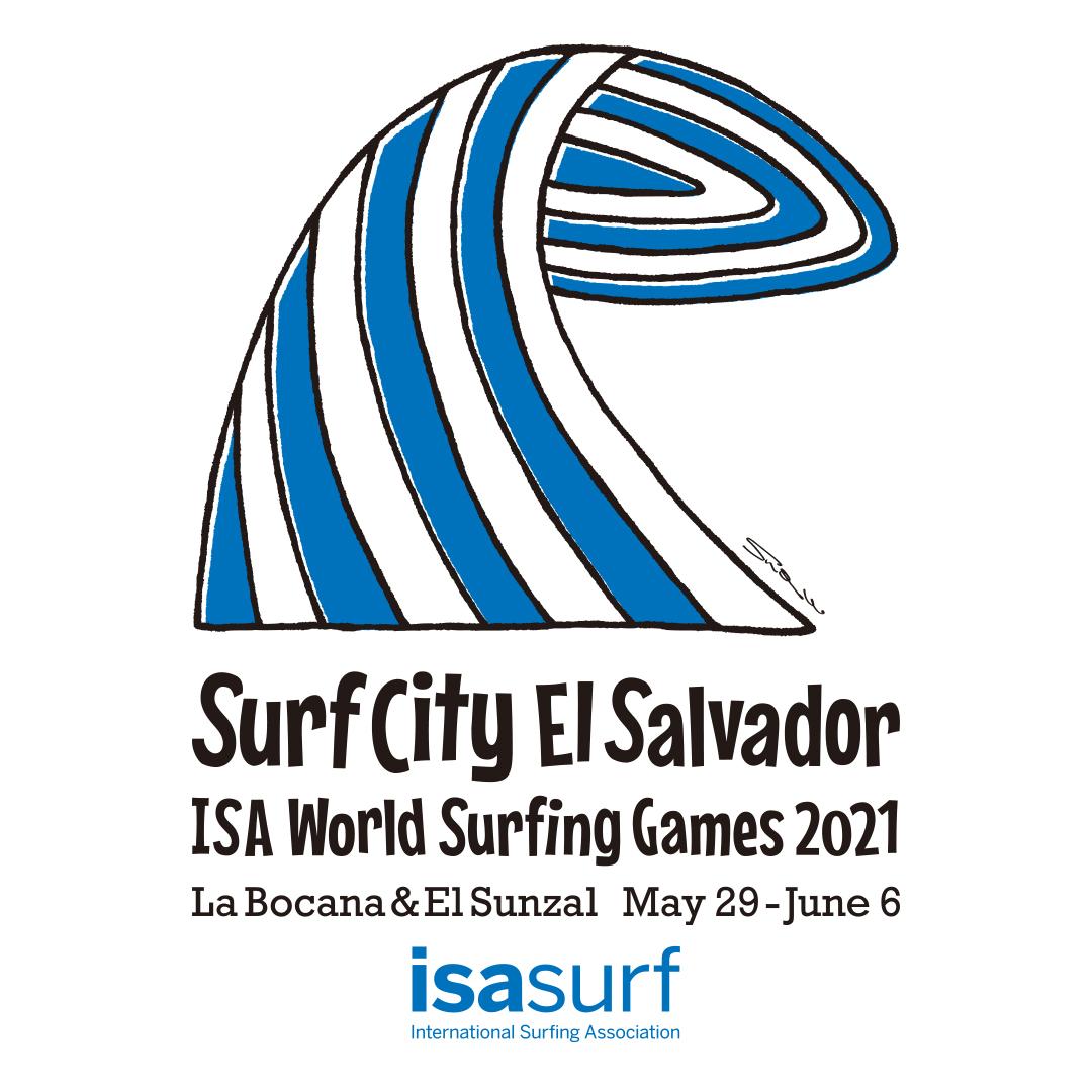 Surf City El Salvador ISA World Surfing Games