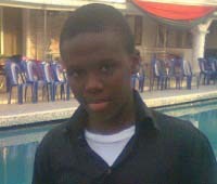 David Adeyemi- Nigeria