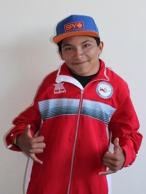 Chile- Dilan Bernales