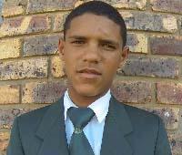 Joshe Faulkner- South Africa