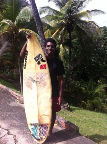 Jyiell Lewis - Trinidad and Tobago