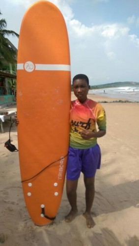 Ghana - Leticia Kwofie