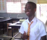 Nick Robinson- Jamaica