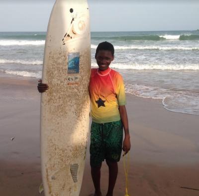 Ghana - Salamatu Quantson