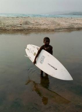 Sierra Leone - Osman Kamara