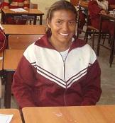 Estephani Tello, Peru