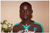 Mamadou Mbengue, Senegal