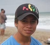 Michael Jordan Macías Viera- Ecuador