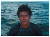 William Dansey, Fiji